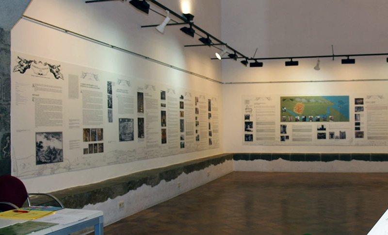 Disseny gràfic per a exposició